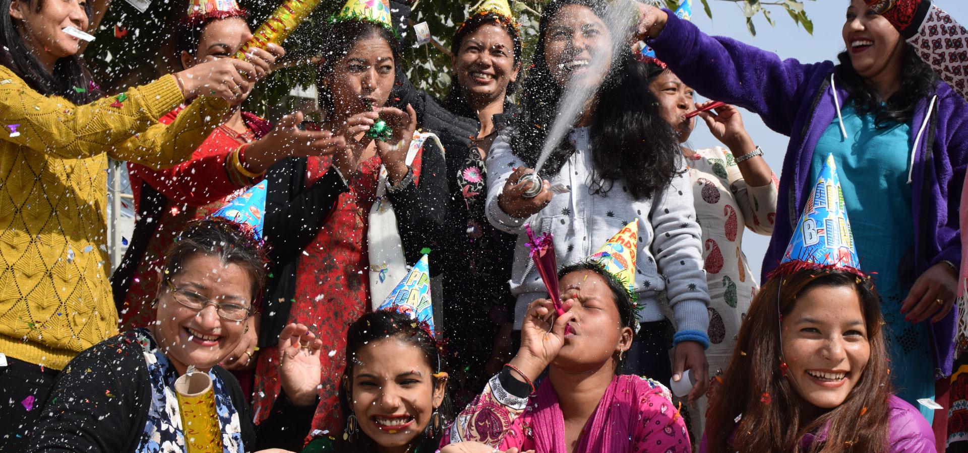 Dinadi celebration