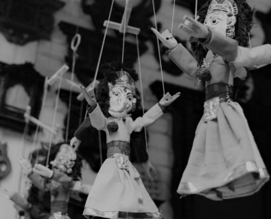 Nepal dolls
